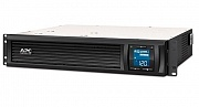 SMC1000I-2U APC Smart-UPS C 1000VA 2U Rack mountable LCD 230V