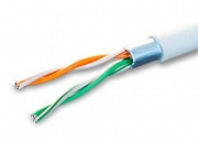 FTP2-C5E-MEDIAN-PVC-INDOOR-500, 2x2xAWG24, CU (01-0915)